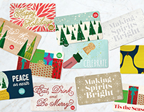 Whole Foods Market Holiday Gift Card Concepts