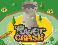 Tower Crash / Juego de mesa