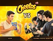 Cheetos Kıvır Kıvır Peşinde