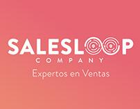 Salesloop Branding & IU Concept