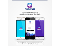 FIDELIZATE, Visual design