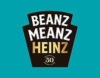 Heinz 50th Anniversary Can