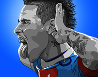 Serie A Illustrations