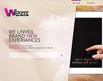 Weziz Website