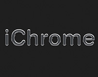 iChrome Free Photoshop Effect