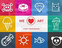 WE LOVE ART
