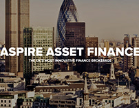 Branding - Aspire Asset Finance