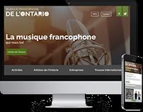 Musique Francophone de l'Ontario