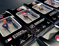 2015 Sports Licensed Packaging System: NFL, MLB, NCAA..