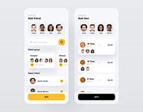 Split Bill App Design