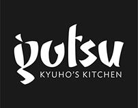 Gotsu | Kyuho's Kitchen