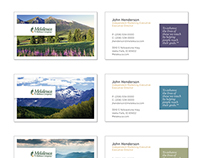 Proposed Melaleuca Business Cards