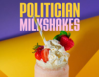 Politician Milkshakes