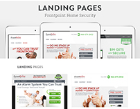 Frontpoint Landing Pages