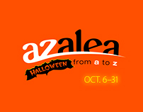 Azalea Halloween 2014