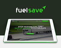 FuelSave — Brand & Website