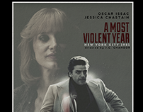 A Most Violent Year - Alternative Movie Poster