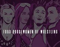 Four Horsewomen of Wrestling