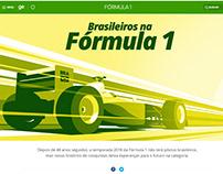 Brasileiros na F1