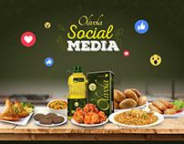 Olivola Social Media