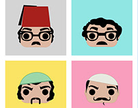 Arabian Funko Figures