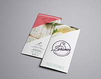 Zaromes - Branding