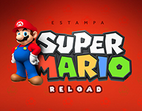 Estampa - Mario Reload