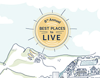 Best Places to Live: Denver Life Magazine