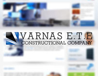 Varnas ETE - Constructional Company