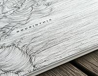 Illustration for Music Album 'nousinthis'