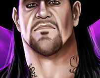 The Undertaker Fanart