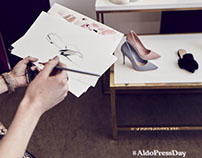 Live Fashion Illustration for Aldo - Video & Samples