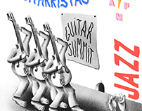 Afiche Jazz Camps