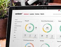 Verizon Web App
