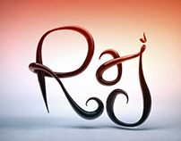Raj Calligraphy