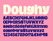 Doughy Typeface