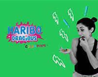 Haribo color pops