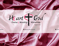Heart of God Website