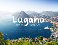 Lugano and the Ticino Alps