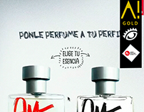 Ponle Perfume a tu Perfil - Americanino