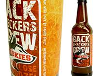Small Batch Beer & Cider Labels