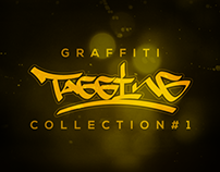 GRAFFITI TAGGING | Collection # 1