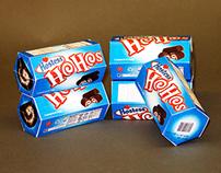Hostess HoHos Package Design