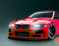 BMW 3D Personal Project