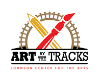 Art by the Tracks Logo (2017)