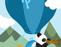 Packed Panda