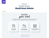 Mystik Music - Website - 2020