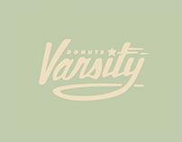 Varsity Donuts Branding