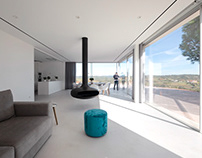 House in Messines by Vitor Vilhena Arquitectura
