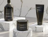 Nutricare 3D Product Visualization & Label Design